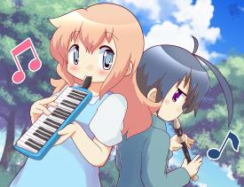 Musical Duo Yogurt and Berry - [September 21, 2015]