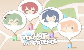 Yogurt and Friends Fun Map - [December 3, 2014]