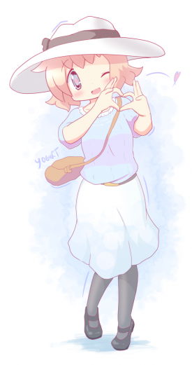 Yogurt Heart Hands [April 11, 2014]