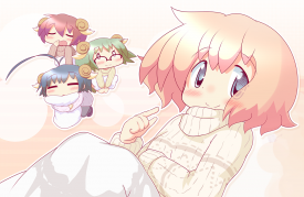 Yogurt and Sheep [November 30, 2013]
