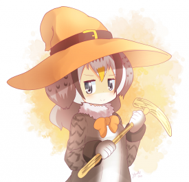 Halloween Kyushu Owl - Kemono Friends - [October 17, 2017]