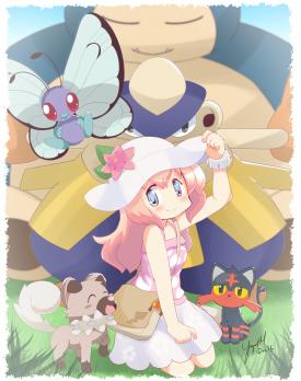 Alolan Champion Yogurt - Pokemon Sun and Moon - [December 11, 2016]