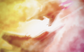 Pixy and Cipher - Ace Combat Zero. [April 15, 2013]