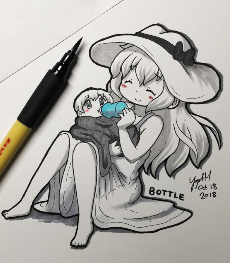 Bottle - [October 18, 2018]