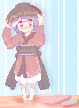Tiny Sukuna - Touhou Project [June 9, 2014]