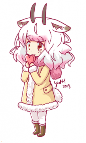 Snow Sheep - Kemono Friends [February 10, 2018]
