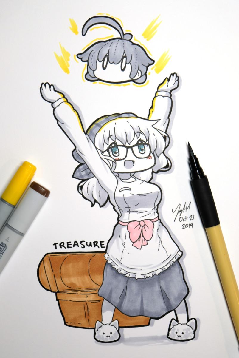 Treasure - [October 21, 2019]